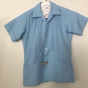 Other - Guayabera Boys Shirt
